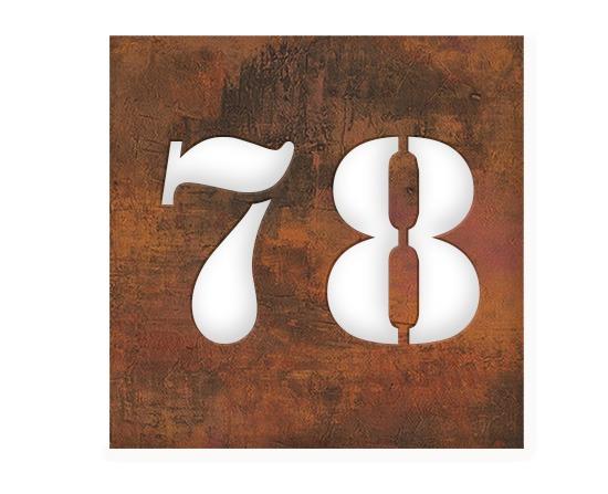 Huisnummerbordjes